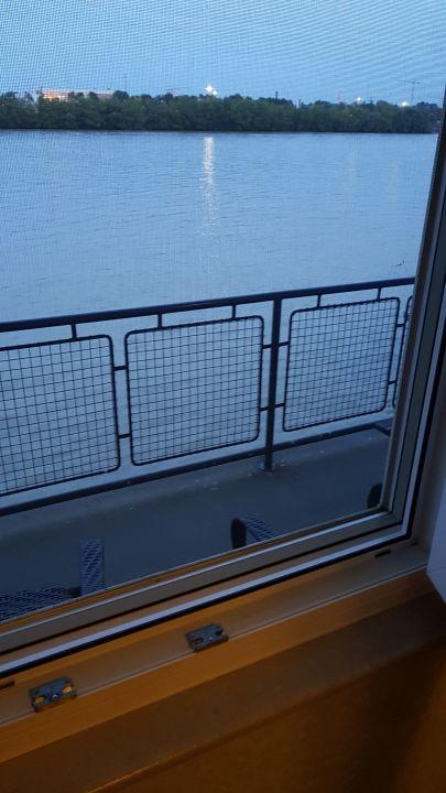 Außenansicht Hotel Aquamarina