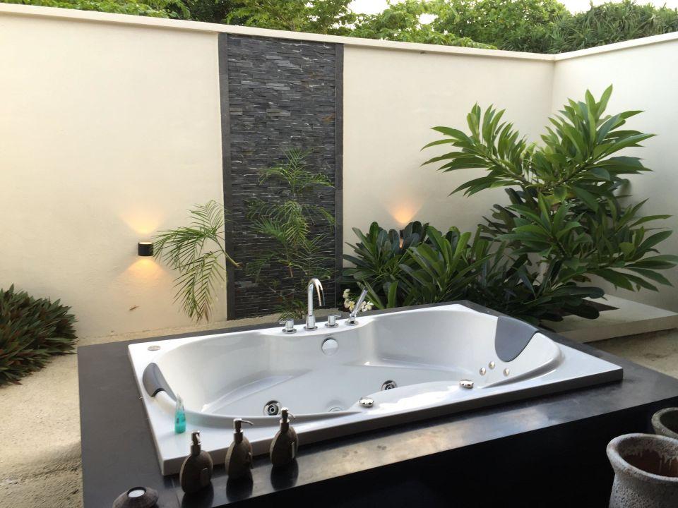Badezimmer ein traum atmosphere kanifushi maldives - Traum badezimmer ...