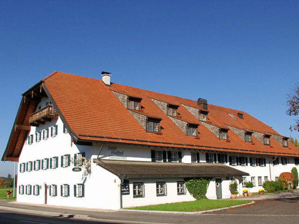 Haus Ansicht Hotel Moosleitner
