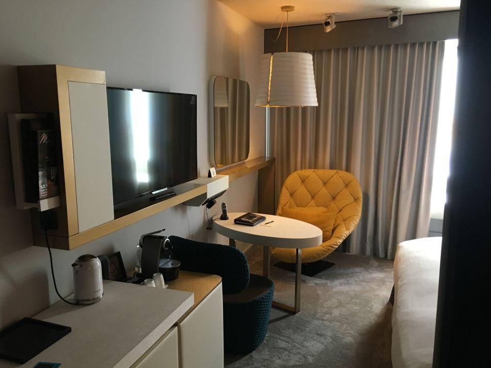 Zimmer Sofitel Munich Bayerpost Hotel