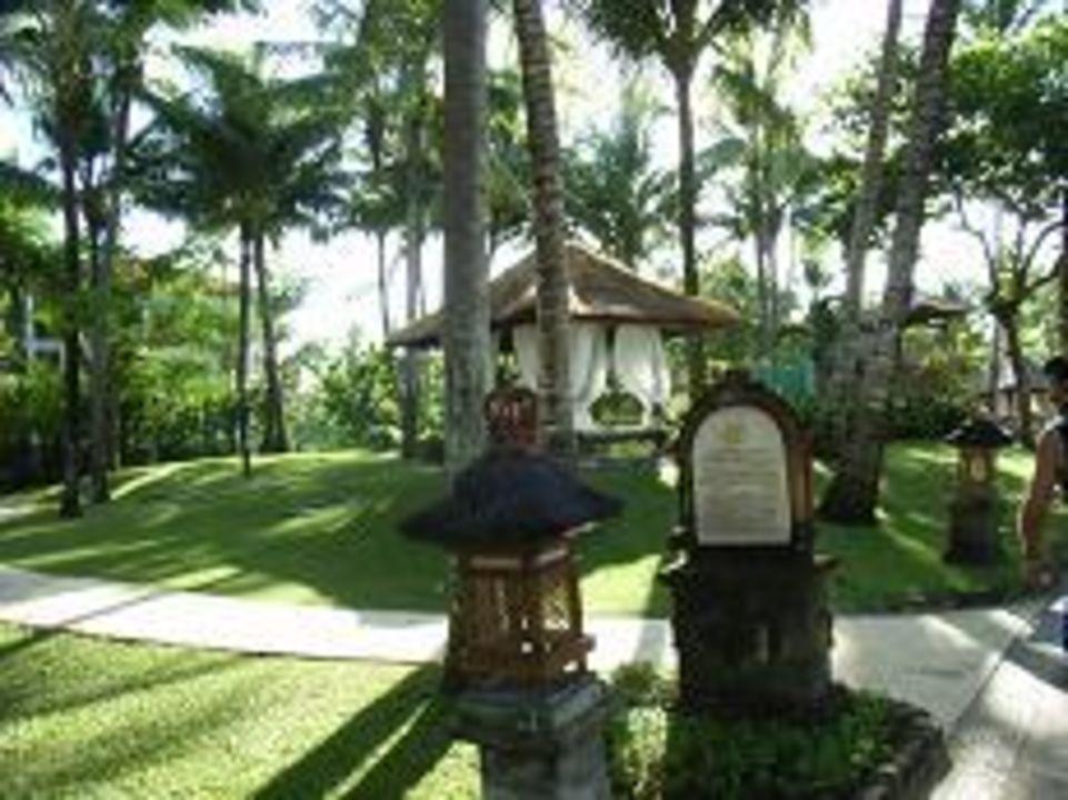 Strandhäuschen im Sheraton The Laguna A Luxury Collection Resort & Spa