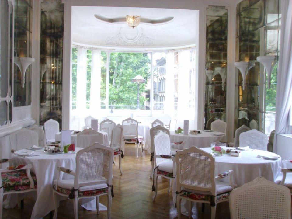Frühstücksraum Hotel Majestic
