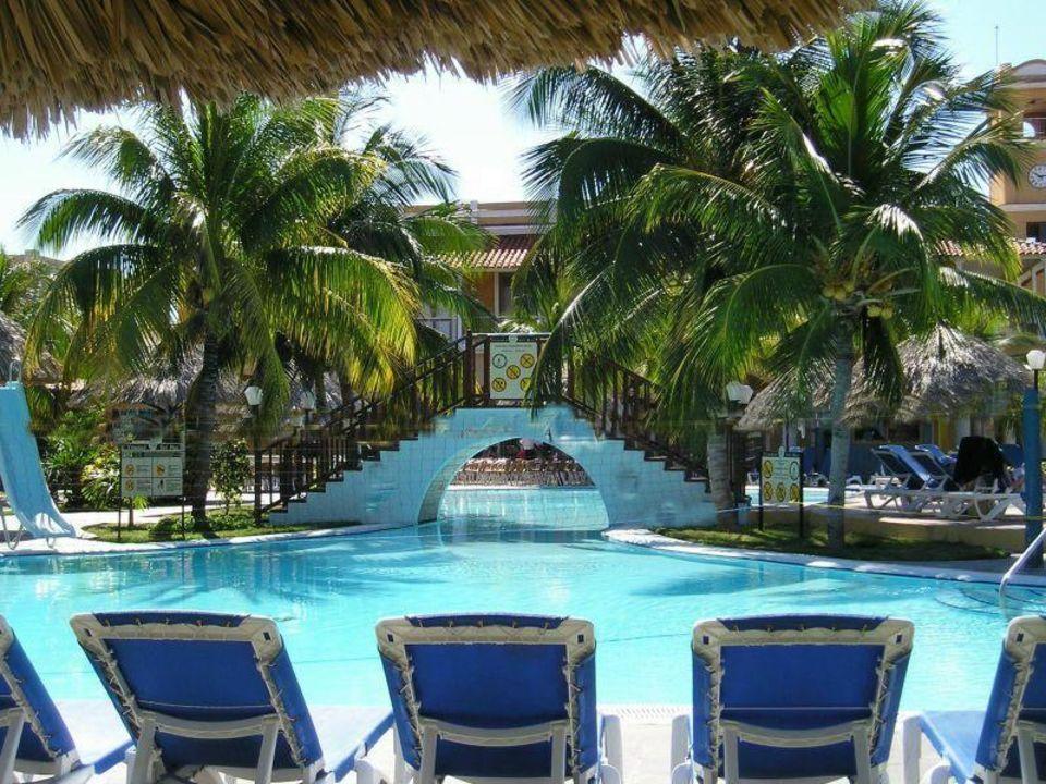 Brisas Trinidad del Mar - am Pool Brisas Trinidad del Mar Hotel