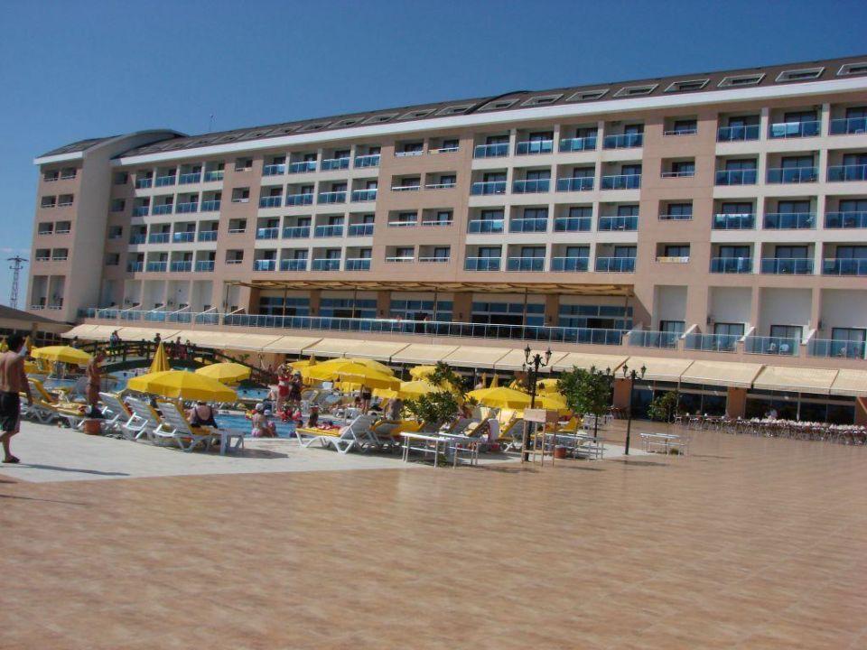 Hotel-zewnątrz Hotel Laphetos Beach Resort