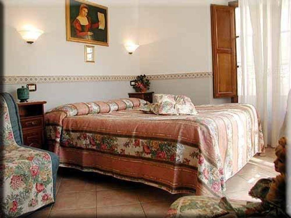 """Interno camera """"Rosata"""" Hotel Il Tufo Rosa"""