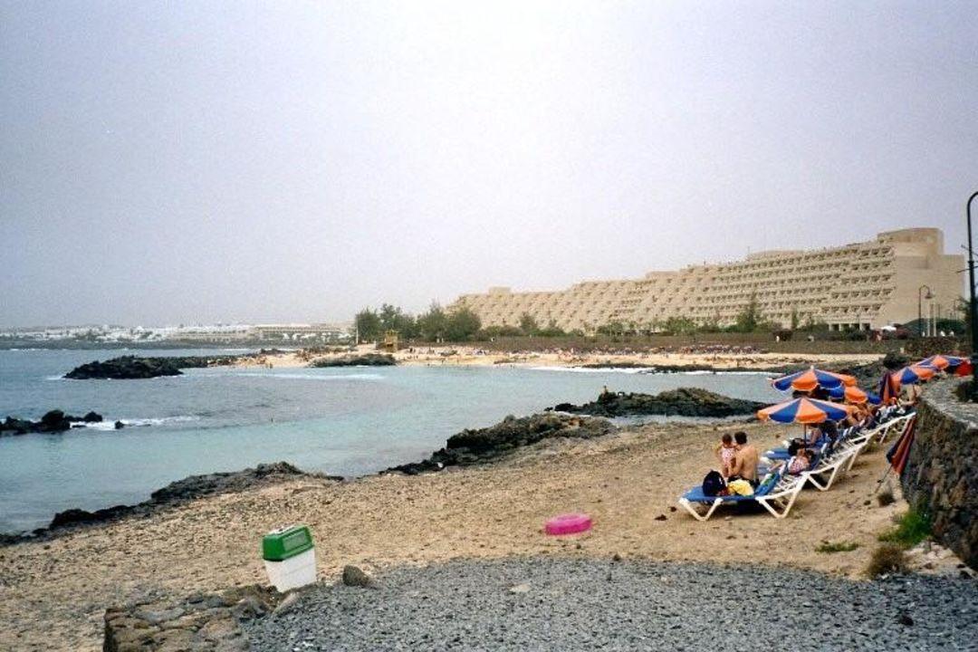 Costa Teguise - Playa del Jabillo und Hotel Teguise Playa Hotel Grand Teguise Playa