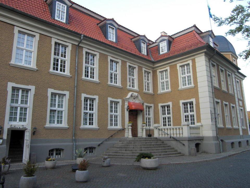 Teil des Hotels Van der Valk Parkhotel Schloss Meisdorf