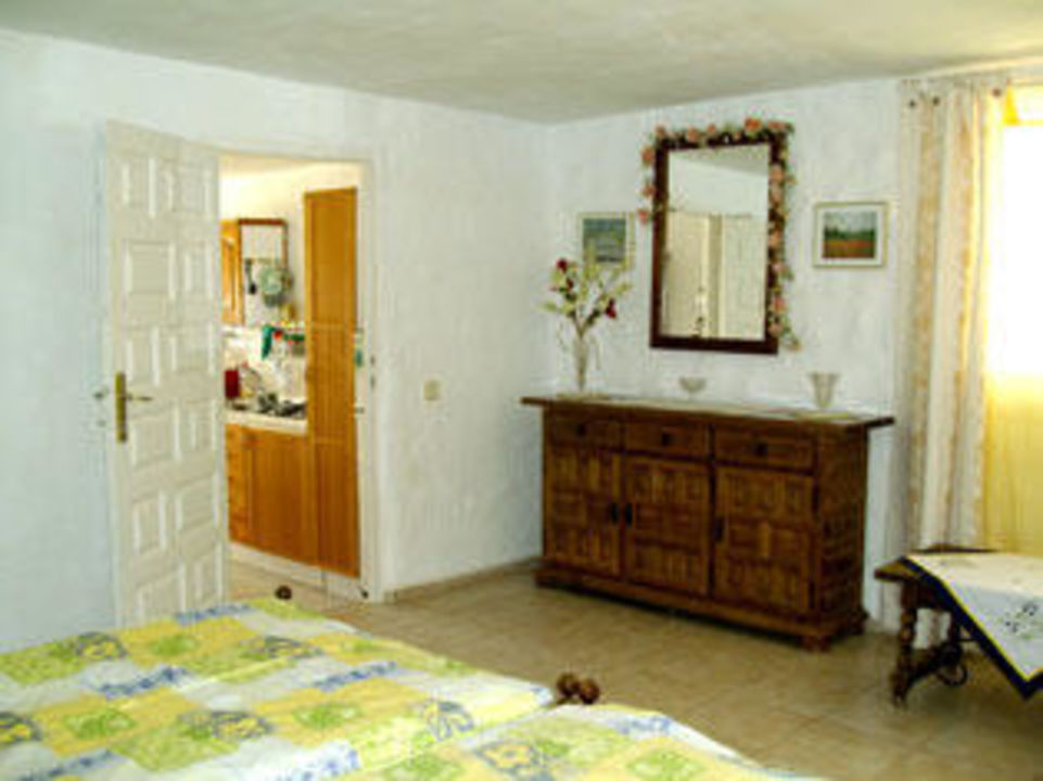 Schlafzimmer 1 Apt C - Pueblo del Mar Pueblo del Mar FeWo