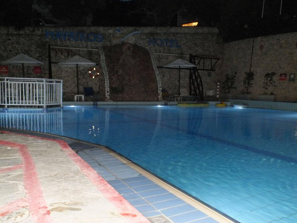 Basen Mavrikos Hotel Zante