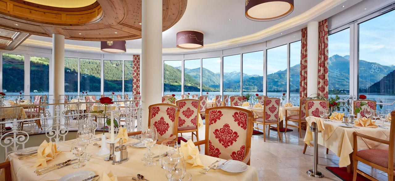 Grand Hotel Zell Am See Restaurant