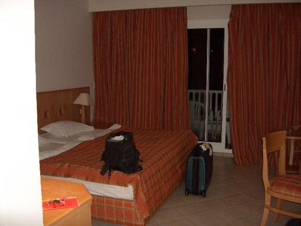 Doppelzimmer mit Meerblick Hotel Club Valtur Tabarka