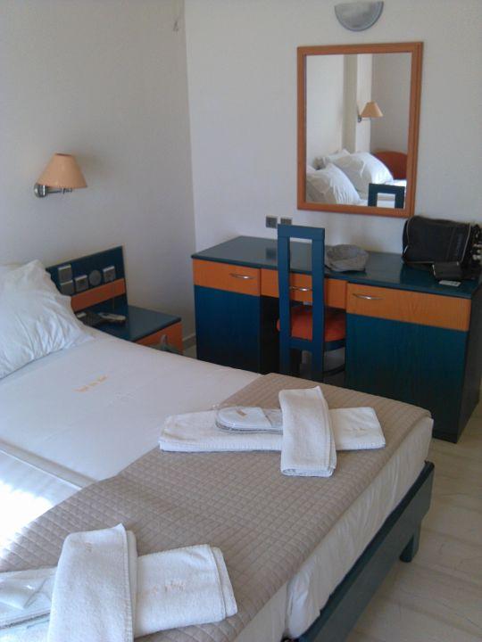 Zimmer 506 Hotel Royal Sun