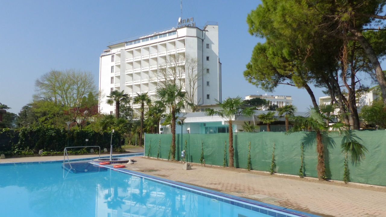 Pool Park Hotel Terme