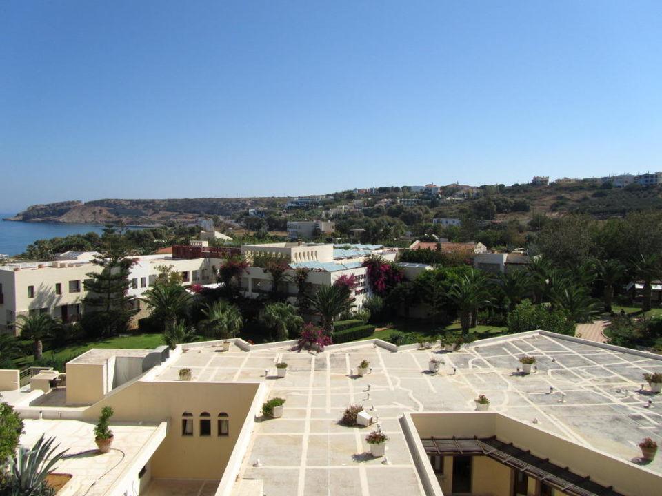 Ausblick Hotel Creta Star