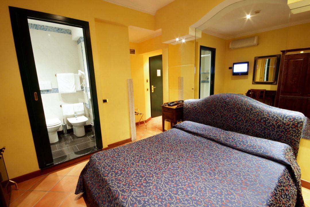 Doppia Matrimoniale Hotel Canova