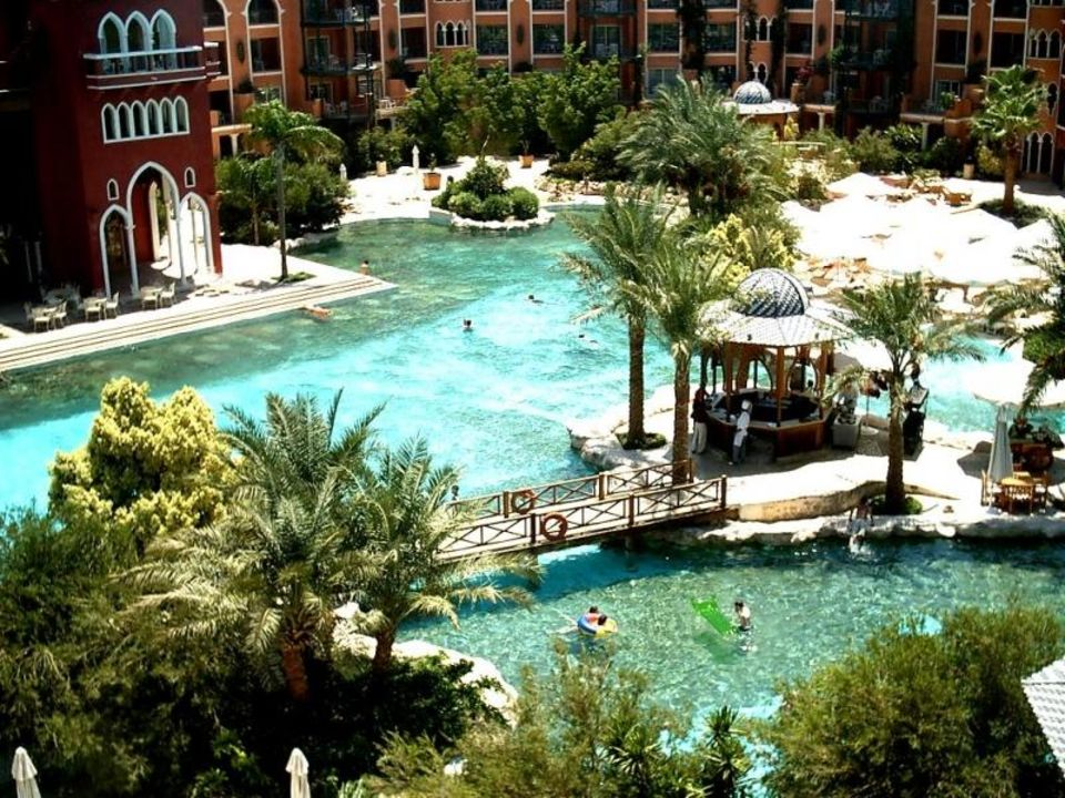 Grand Resort großer Pool The Grand Resort