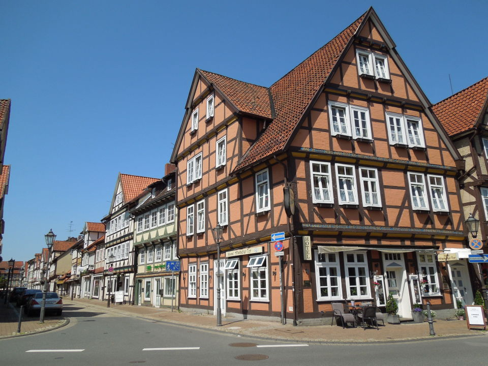 Anfang bergstrasse hotel zur altstadt in celle for Guesthouse anfang
