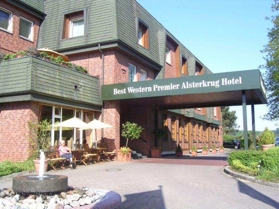 Hotel Zum Wohlfuhlen Best Western Premier Alsterkrug Hotel Hamburg