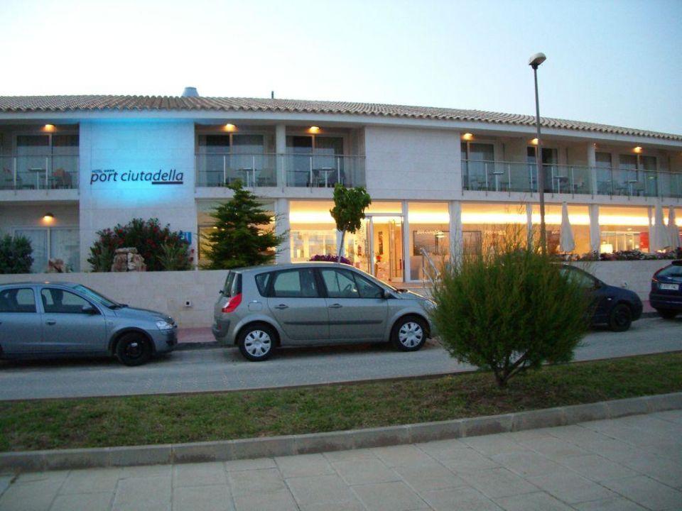 Hotel Port Ciutadella Von Aussen Hotel Port Ciutadella Ciutadella