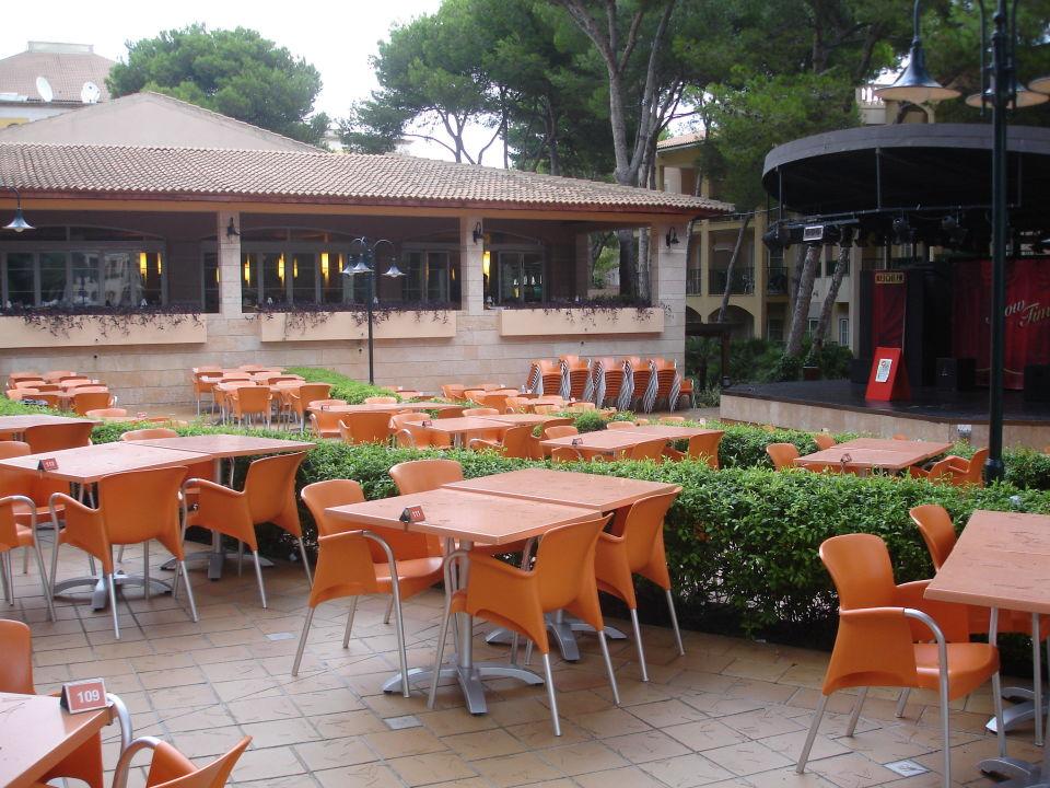 bild restaurant mit b hne zu hotel viva cala mesquida