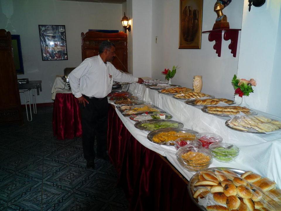Frühstück ausreichend Hotel Gezira Garden