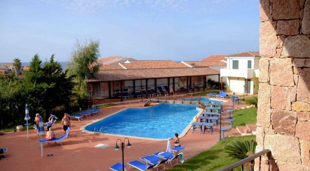 Piscina Hotel La Ciaccia