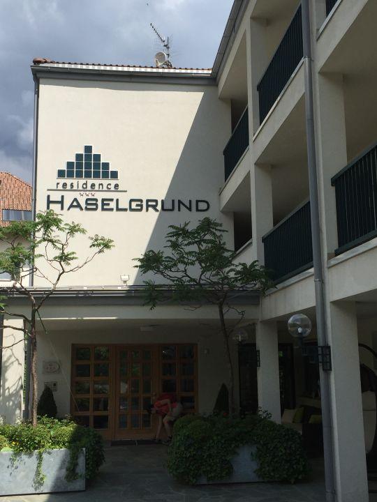 Außenansicht Hotel Residence Haselgrund