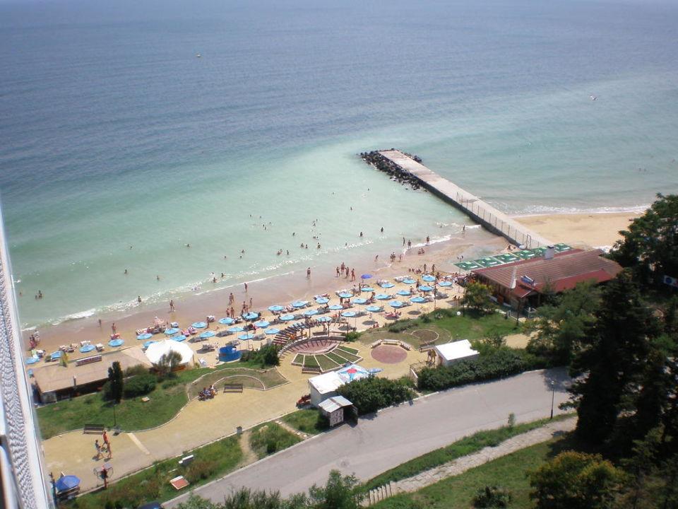 Strandabschnitt Vorm Bonita Beach Hotel