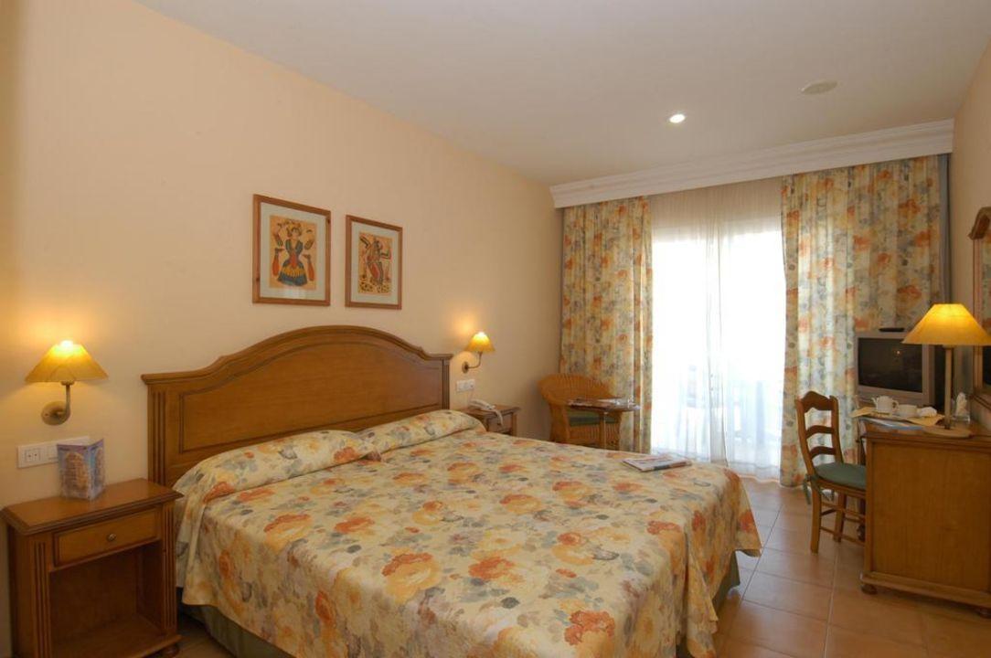 Habitación doble Hotel Almijara