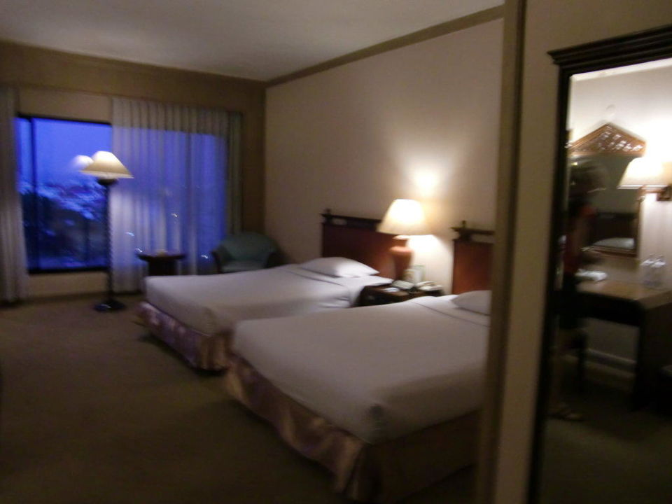 Doppelzimmer Hotel Chiang Mai Grand View