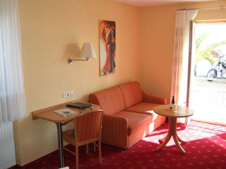 Wunderschönes Zimmer Hotel Mohren Garni