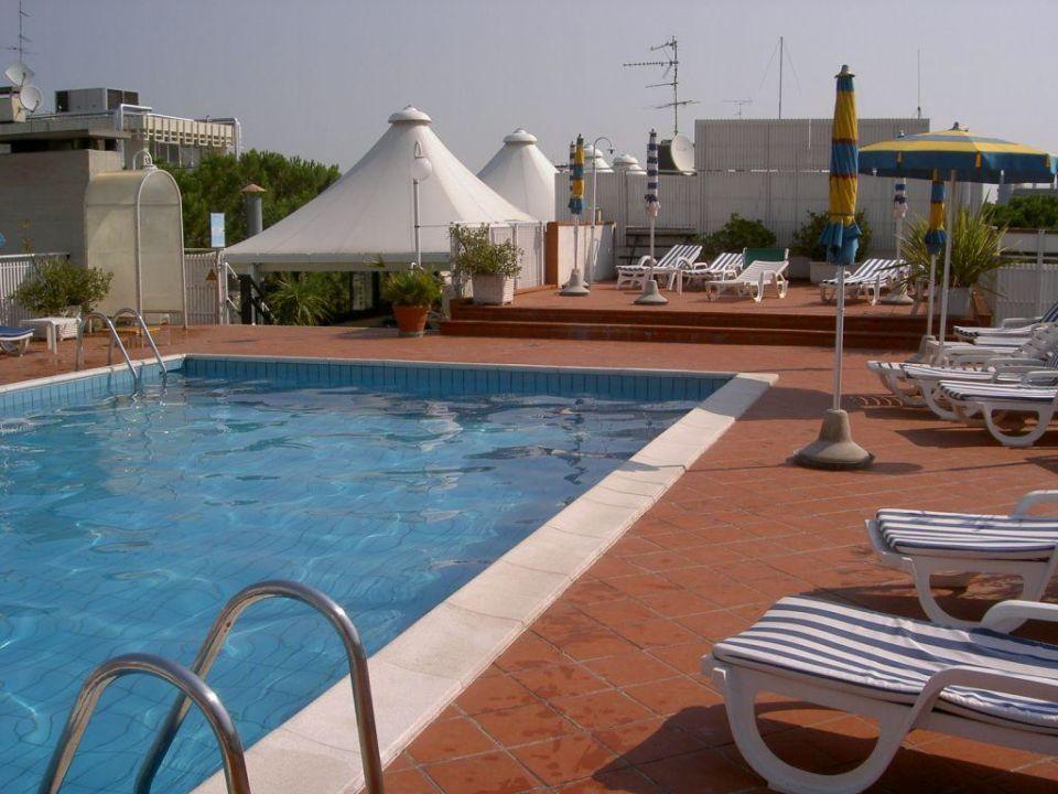 Hotel Conca Verde - Dachpool Hotel Conca Verde