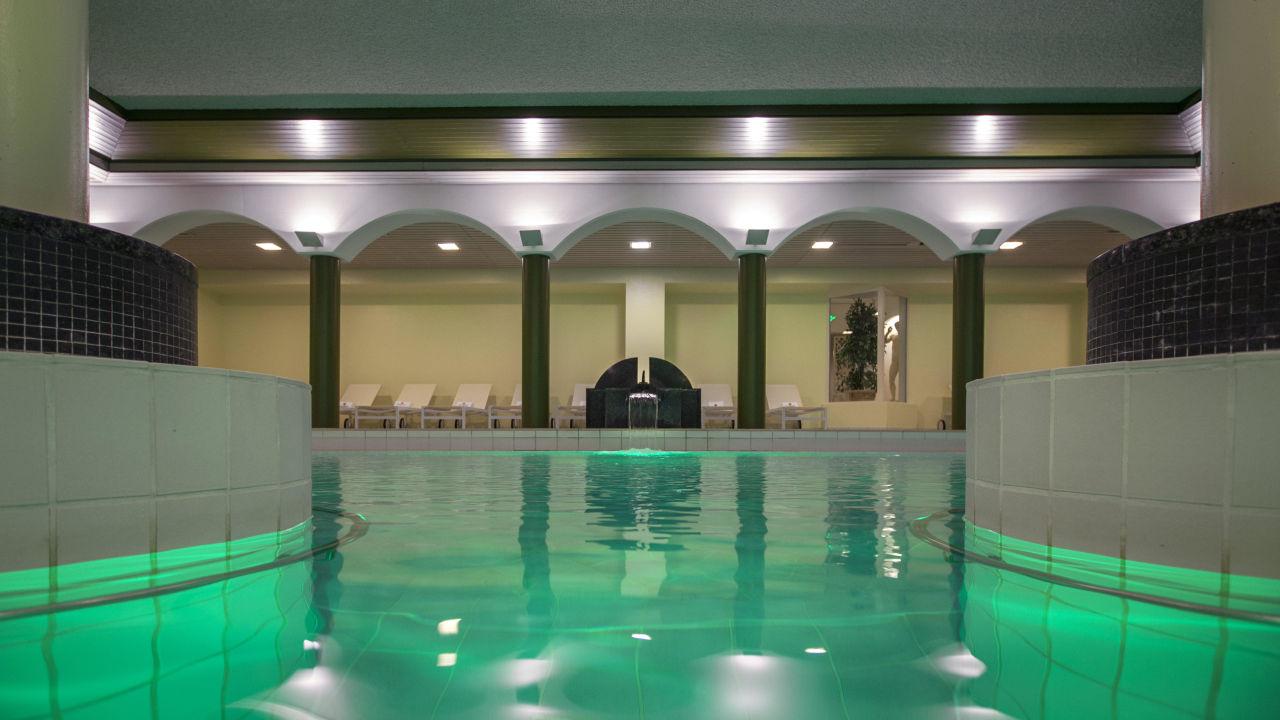 Indoor pool villa  Indoor Pool