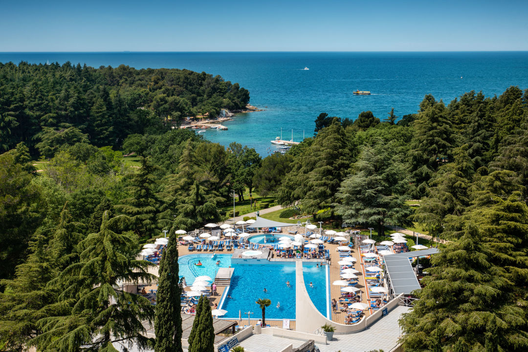 Pool Valamar Parentino Hotel (Porec) • HolidayCheck