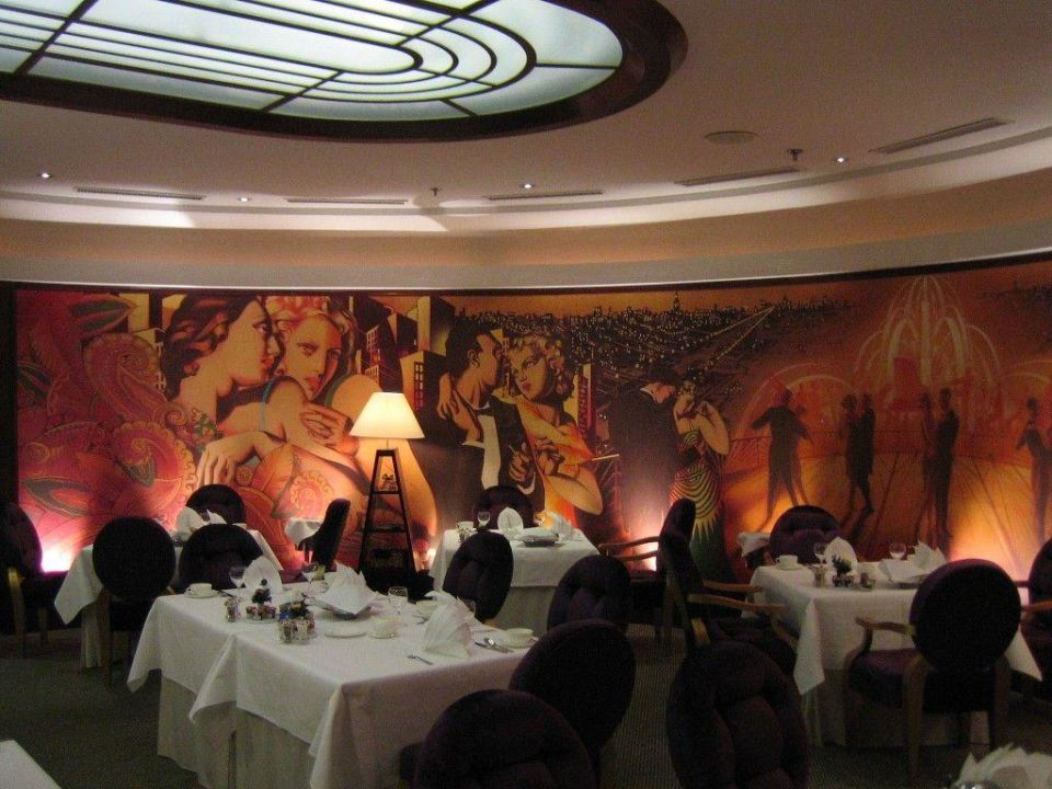 Radisson SAS Alcron, Alcron Restaurant Hotel Radisson Blu Alcron