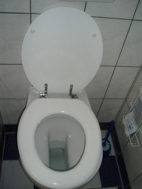 Clean WC Hotel L'Europe