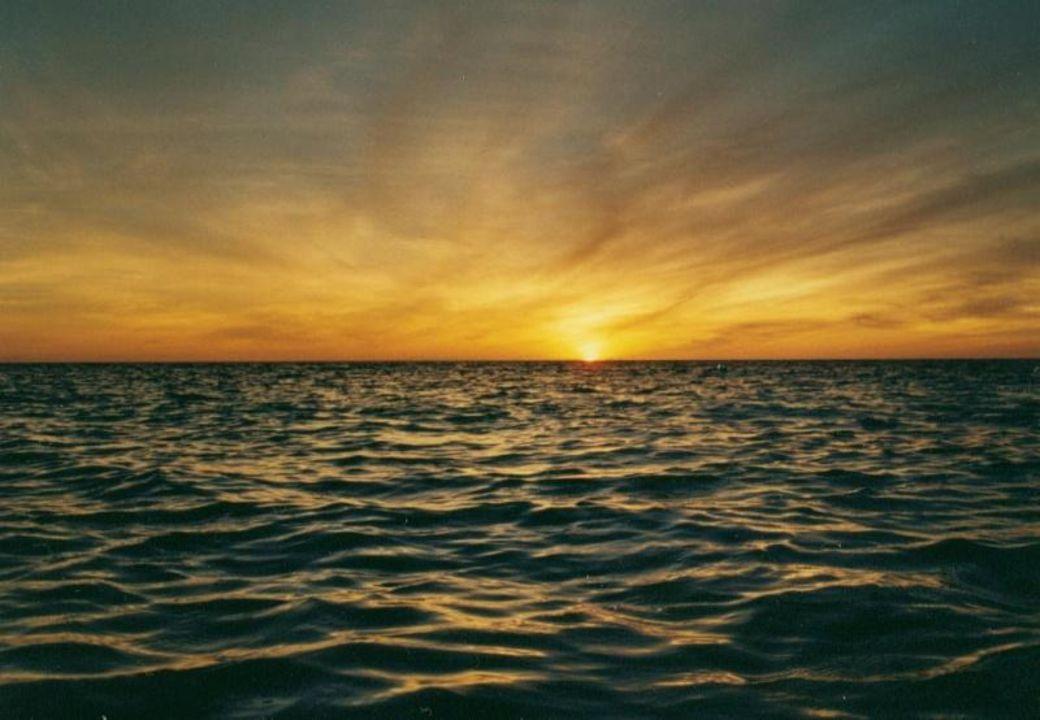 Sonnenuntergang auf Helengeli OBLU by Atmosphere at Helengeli