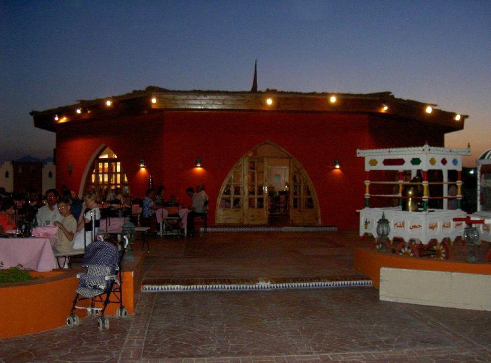 Orientalisches Restaurant SUNRISE Garden Beach Resort