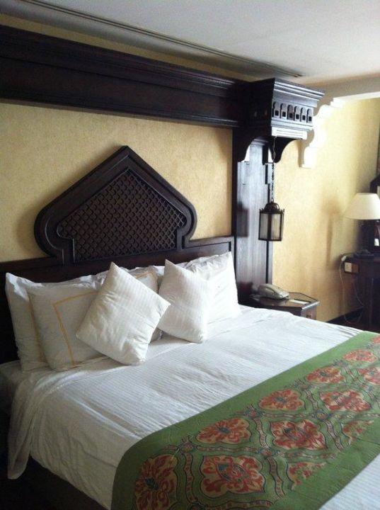 Executive Room (Zimmer 705) Arabian Courtyard Hotel & Spa