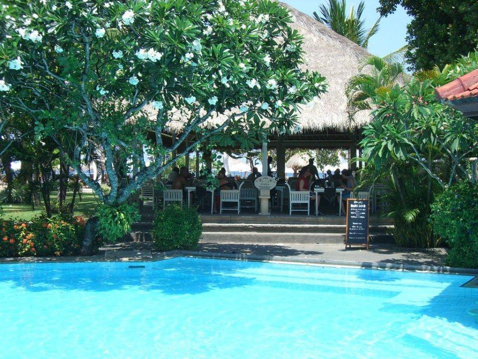Pool und Strandrestaurant Sol Beach House Benoa Bali All Inclusive By Melia Hotels International