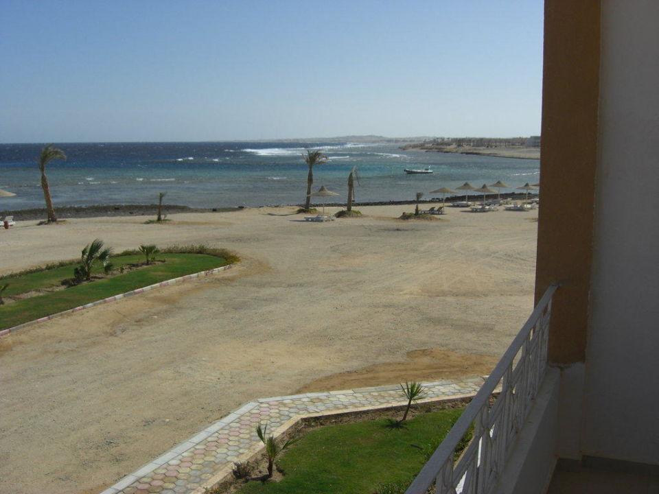 Blick zum Meer Paradise Club Shoni Bay