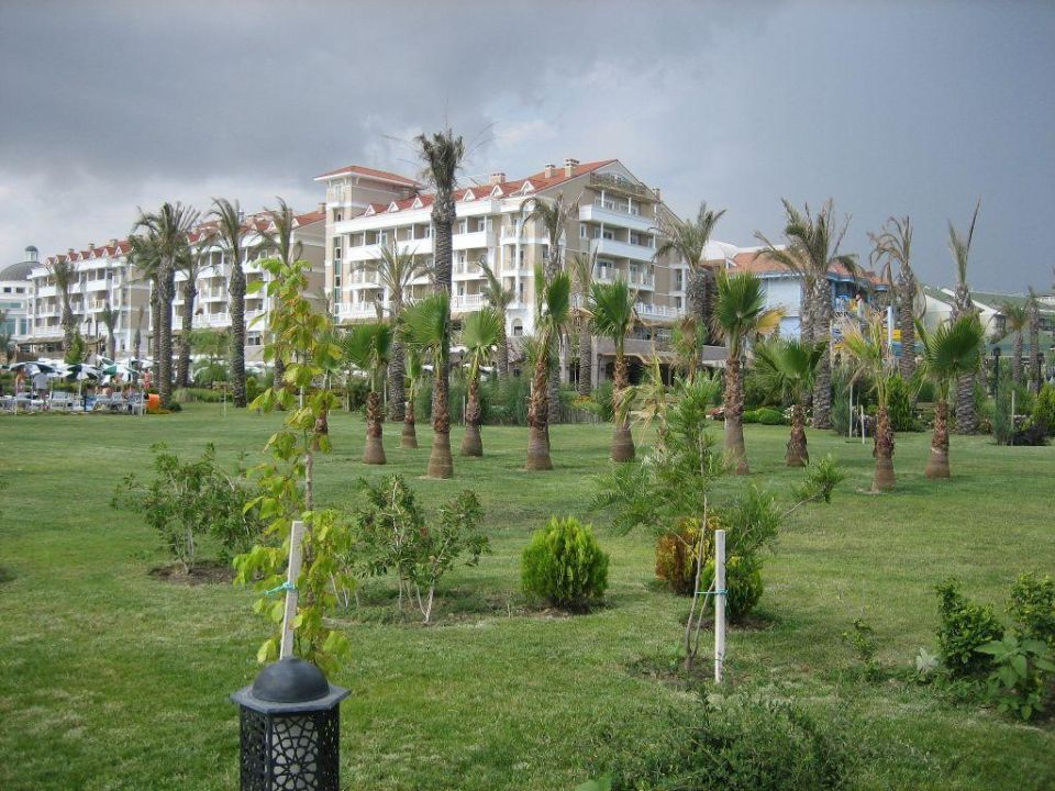 Anlage Trendy Aspendos Beach Hotel