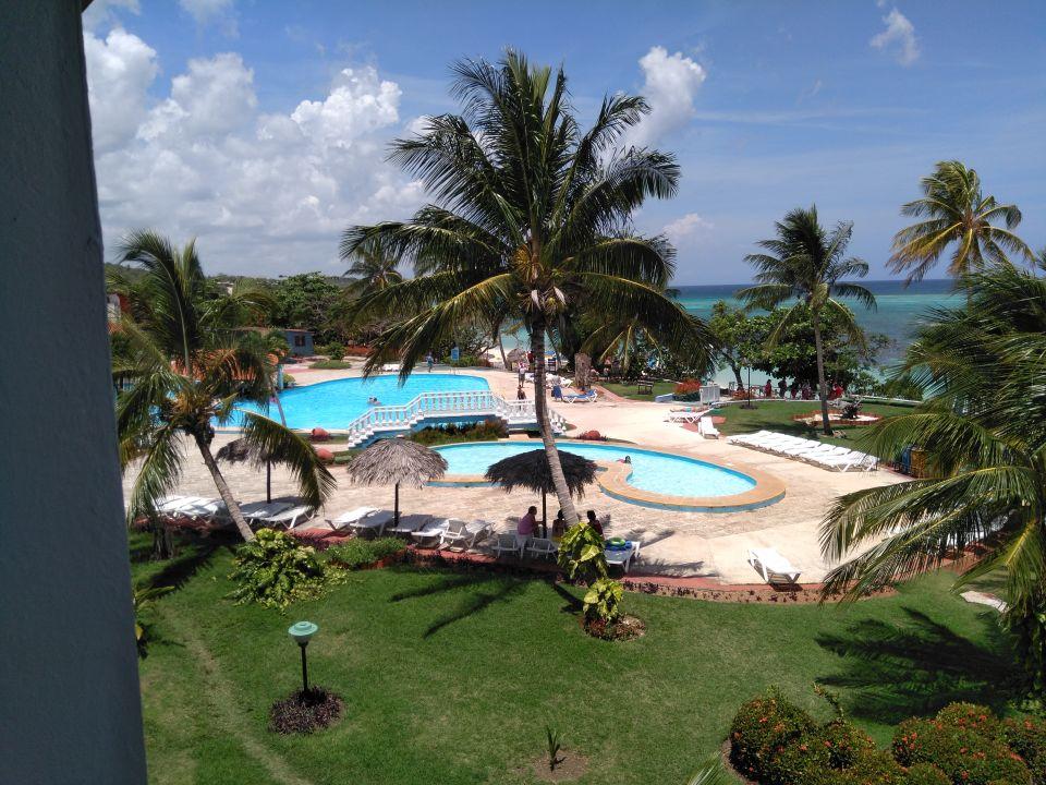 Ausblick Hotel Club Amigo Atlantico