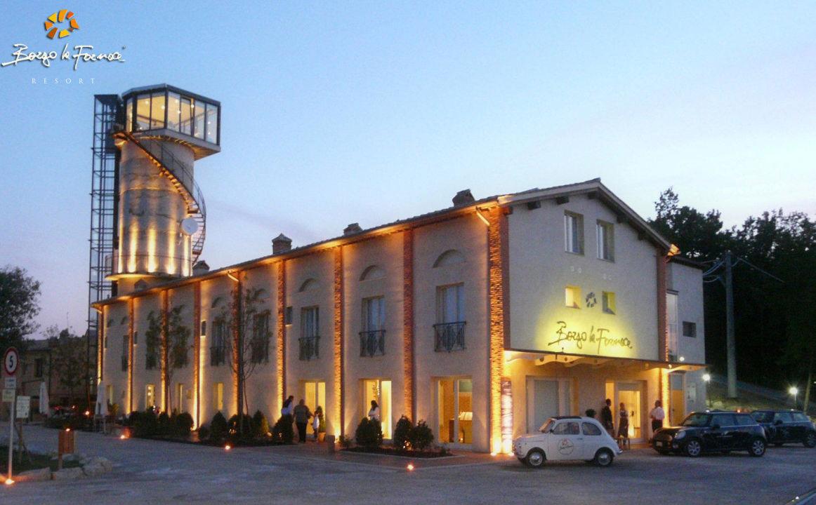 Borgo la Fornace Hotel Borgo La Fornace