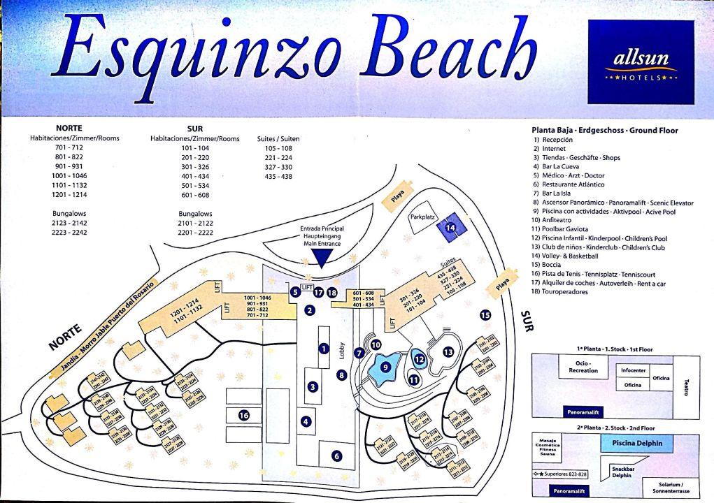 Hotel Esquinzo Beach Fuerteventura Bilder