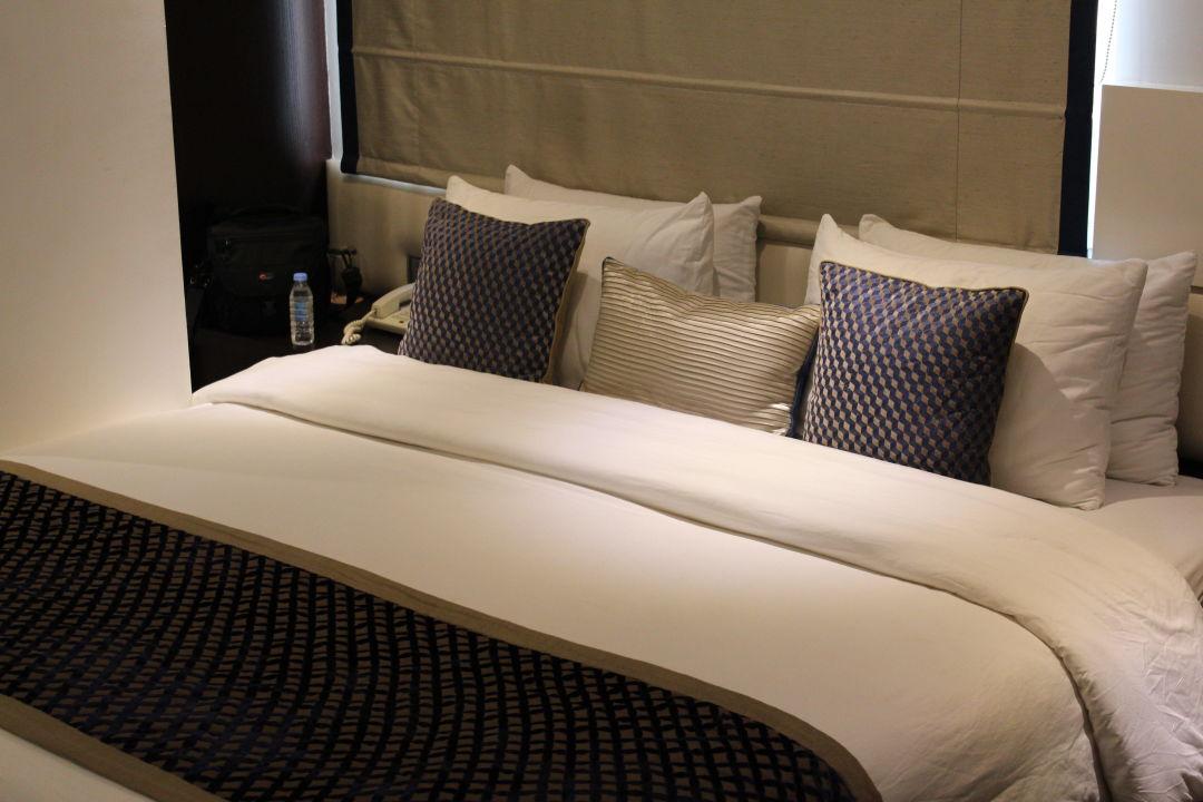 Bett Hotel Godwin Deluxe