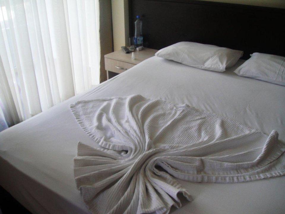 bett falten kemal han beach hotel alanya holidaycheck t rkische riviera t rkei. Black Bedroom Furniture Sets. Home Design Ideas