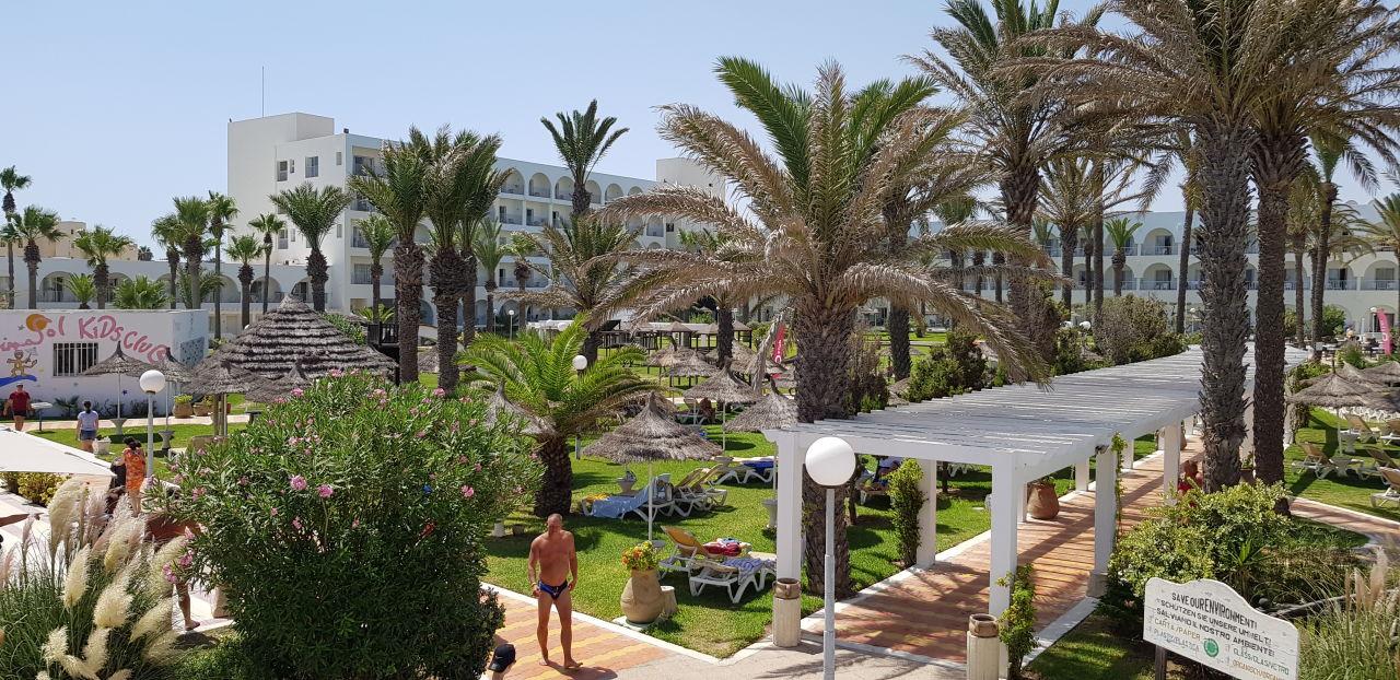 Gartenanlage PrimaSol El Mehdi