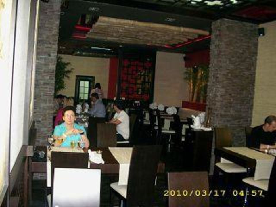 China A-la-carte-Restaurant  Hotel Grifid Arabella