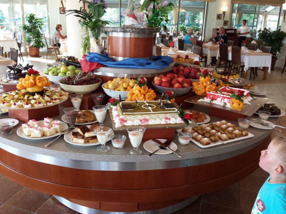 Kalorien Hotel Side Sun